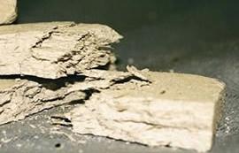 Broken-Asbestos-Insulation-Board
